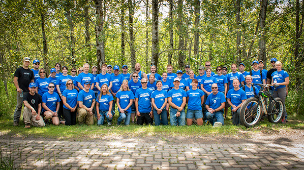 Minnesota Power Volunteers